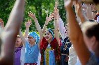VII Фестиваль традиционного русского пения в селе Воздвиженское.