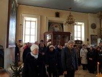 Престольный праздник в селе Воздвиженское.