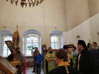 Крестный ход «Тропой Преподобного Сергия»