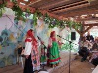 VIII фестиваль Традиционного Русского пения в с. Воздвиженское